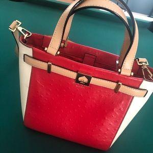 Kate Spade shoulder bag with optional strap